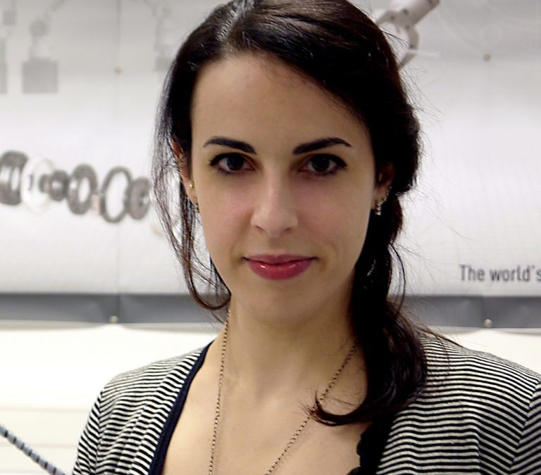Anna Valente TEDxLugano