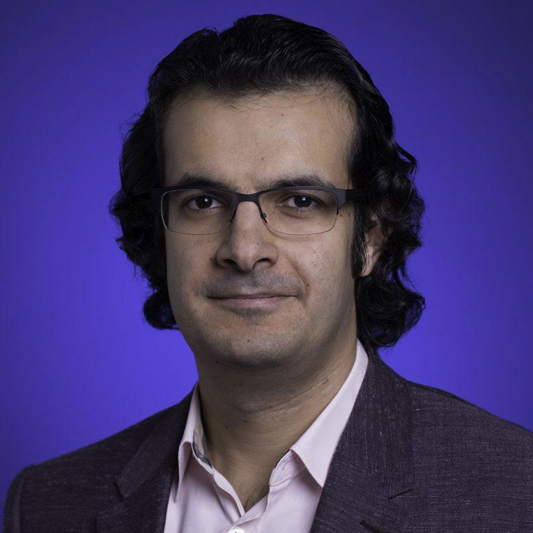 Behshad Behzadi TedxLugano