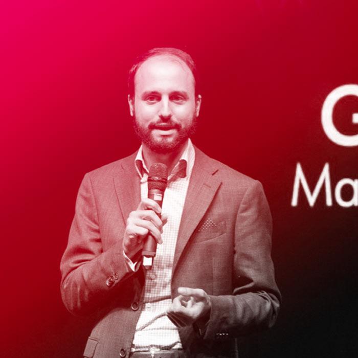 Giulio Ravizza TedxLugano