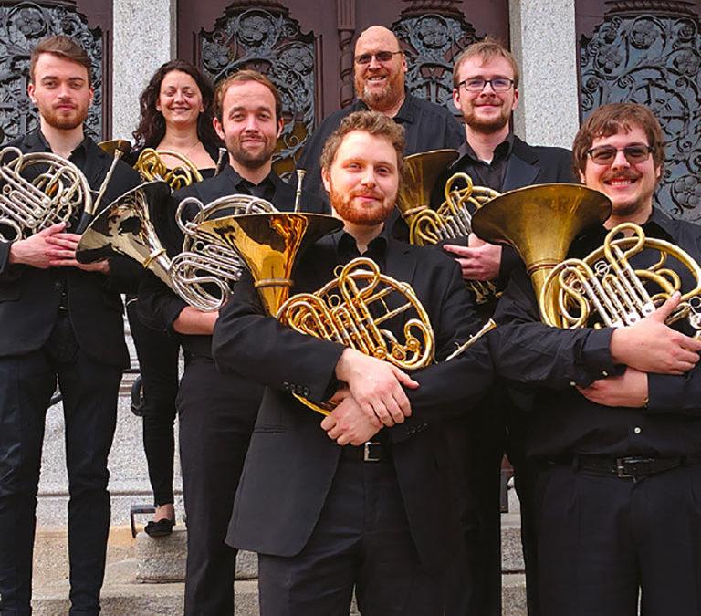 Johnson's horn class TedxLugano