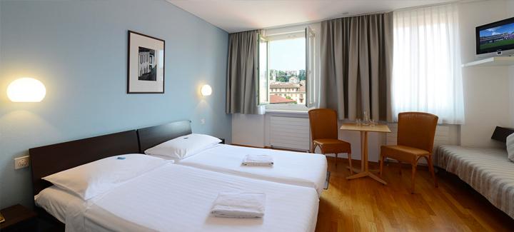 Hotel Pestalozzi TedxLugano