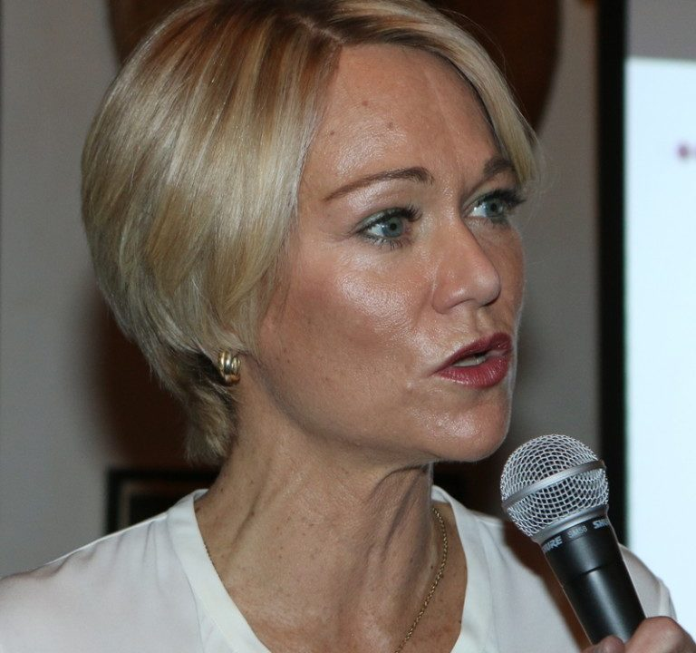 Karin Hehenberger-TedxLugano-2016